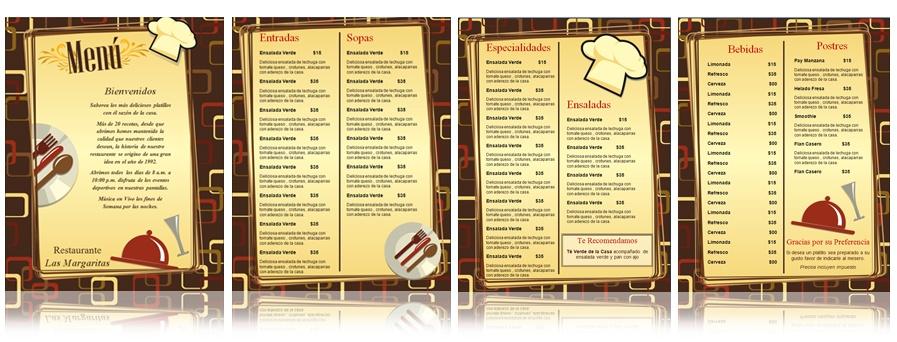 menus-rest