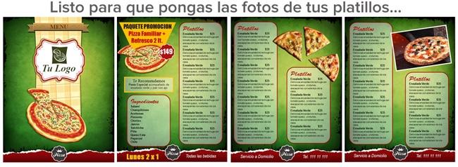 ... de Restaurantes   Diseño y Planeación Cartas   plan de marketing de