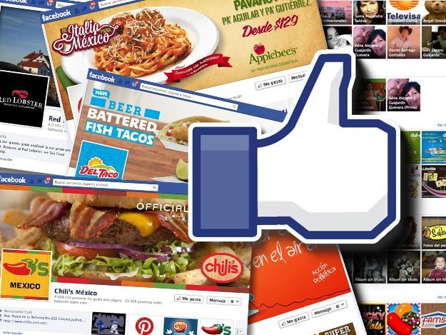 5 páginas de facebook de restaurantes exitosos benchmarking